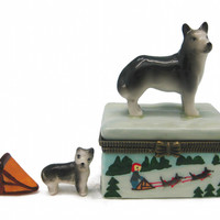 Jewelry Boxes Husky