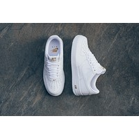 AA SPBEST Nike Air Force 1 '07 - White/Metallic Gold