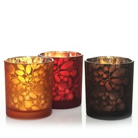 Autumn Gathering : Votive Candle Holder : Yankee Candle