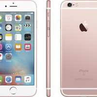 Apple - iPhone 6s 64GB - Rose Gold (Verizon Wireless)