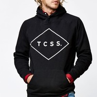 CRITICAL SLIDE SOCIETY Standard Hoodie - Mens Hoodie - Black - Large