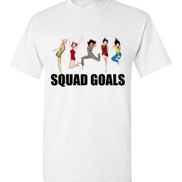 Squad Goals Spice Girls T-Shirt