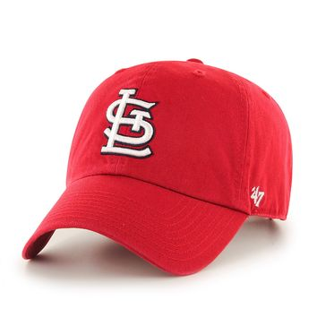 St. Louis Cardinals Fan Style Adjustable Hat