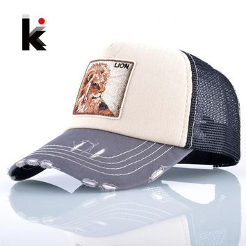 Trendy Winter Jacket Unisex Fashion Drake Hat For Men And Women Breathable Mesh Lion Embroidery Baseball Caps Snapback Hip Hop Trucker Bone Casquette AT_92_12