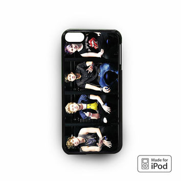 tumblr static 5sos 5 seconds of summer for iPod 6 Cases