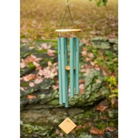 SheilaShrubs.com: Chimes of Earth - Verdigris WOODDCV37 by Woodstock Chimes : Outdoor Garden Windchimes