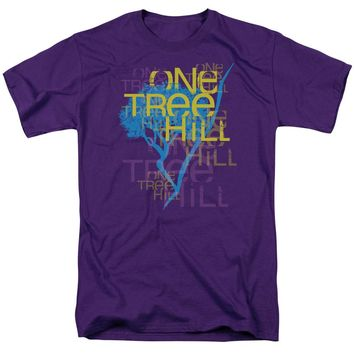 One Tree Hill - Title Short Sleeve Adult 18/1