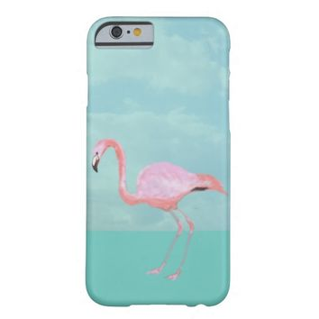 Flamingo Barely There iPhone 6 Case
