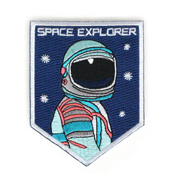 Space Explorer Patch