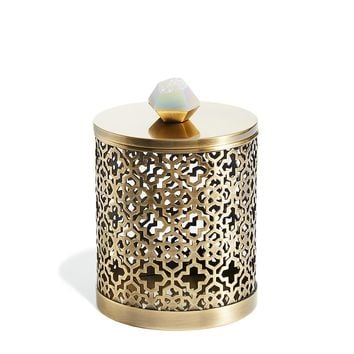 Filigree Canister in Rose Gold Drusy | Kendra Scott