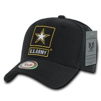 Rapiddominance Army Back to the Basics Cap, Black
