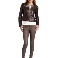Jones New York Women's Petite Zipper Jacket