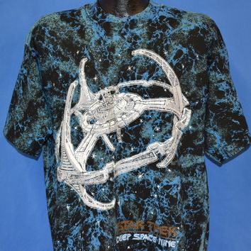 90s Star Trek Deep Space Nine All Over Print t-shirt Extra Large
