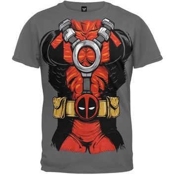 Chenier Deadpool - Costume T-Shirt