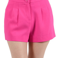 Summer Night Shorts - Pink