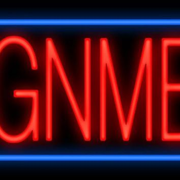 """Alignment Auto Real Glass Tube Car Garage neon LIGHT sign Handcrafted Automotive signs Shop Store MAN CAVE GAS OIL 17""""x14"""""""