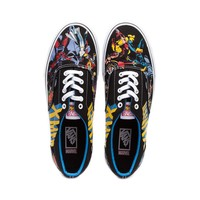 Vans Era X-Men Skate Shoe, Black Blue | Journeys Shoes