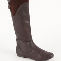 Qupid Neo Knee High Boots at PacSun.com