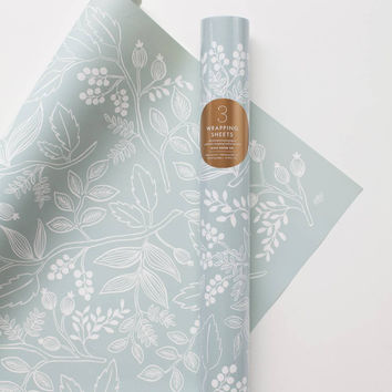 Rifle Paper Co Spearmint Gift Wrap - Roll