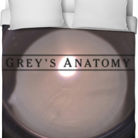 Greys Anatomy Duvet