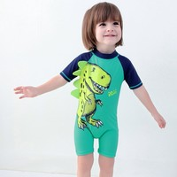 Baby Boy Dinosaur Swimsuit