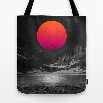 It Was Always There Tote Bag by Soaring Anchor Designs | Society6