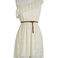 dELiAs > One Shoulder Lace Dress > dresses > view all dresses