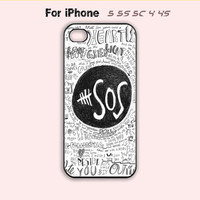 5SOS, 5 Seconds of Summer,iPhone 5 case,iPhone 5C Case,iPhone 5S Case,iPhone 4 Case, iPhone 4S Case,Samsung Galaxy S3, Samsung Galaxy S4