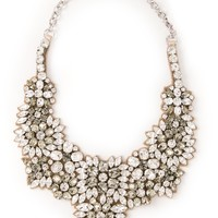 Valentino Garavani 'Romantic Flowers' Bib Necklace