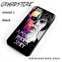 American Horror Story Tate Langdon Evan Peter For Iphone 5 Iphone 5S Case UY
