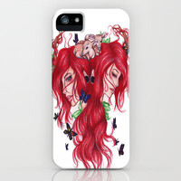 Jessa iPhone & iPod Case by Krista Rae