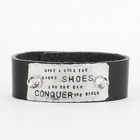 Ash & Ash Conquer The World Bracelet