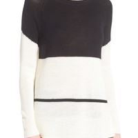 Trouvé Colorblock Sweater | Nordstrom