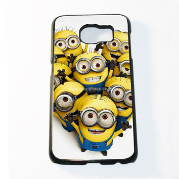 Despicable Me Minion Samsung Galaxy S6 and S6 Edge Case