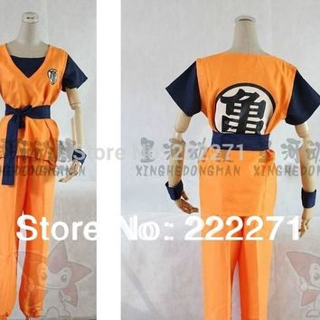 Dragon Letter Cosplay Costume Fancy Party clothing Track Anime +Pants++Wrist