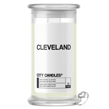 Cleveland | City Candle®