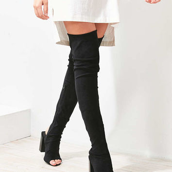 Jeffrey Campbell Capricorn Over-The-Knee Boot - Urban Outfitters