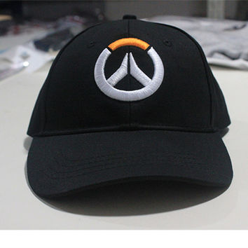 Hot Game Overwatch Cosplay Baseball Cap
