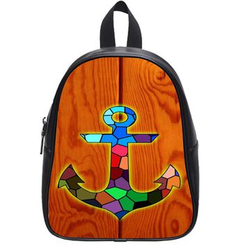 Anchor School Backpack Large