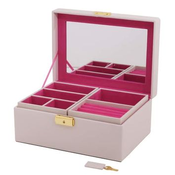 WOLF Brighton Large Jewelry Box | Overstock.com Shopping - The Best Deals on Jewelry Boxes