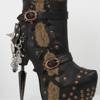Hades 'Griffin' Ankle Boot