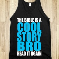 C - BIBLE COOL STORY