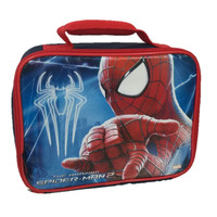 Spider-Man 2 Thermos Brand Dual Lunch Bag  - Closeout