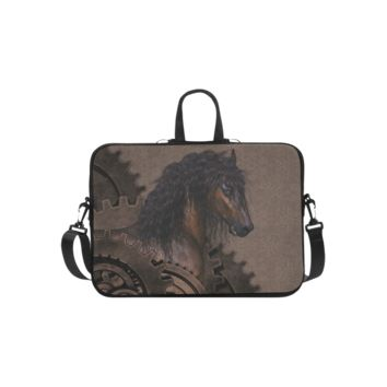 Personalized Laptop Shoulder Bag Steampunk Horse Microsoft Surface Pro 3/4 Inch