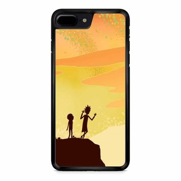 Rick And Morty 2 iPhone 8 Plus Case