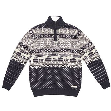 Banff Pullover in Navy by Southern Marsh - FINAL SALE