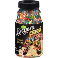 Breyers Rainbow Sprinkles, 7.3 oz - Walmart.com