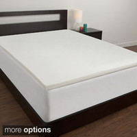 Memory Foam Mattress Toppers - Overstock Shopping - The Best Prices Online