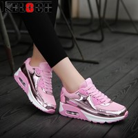 Keloch  Fashion Women Casual Shoes Summer Comfortable Breathable Mesh Flats Female Platform Shoes krasovki Chaussure Femme