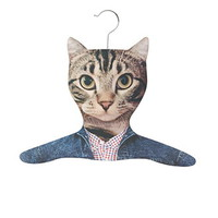 Cat Face Hanger